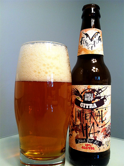 Flying Dog Citra Single Hop Imperial IPA photo