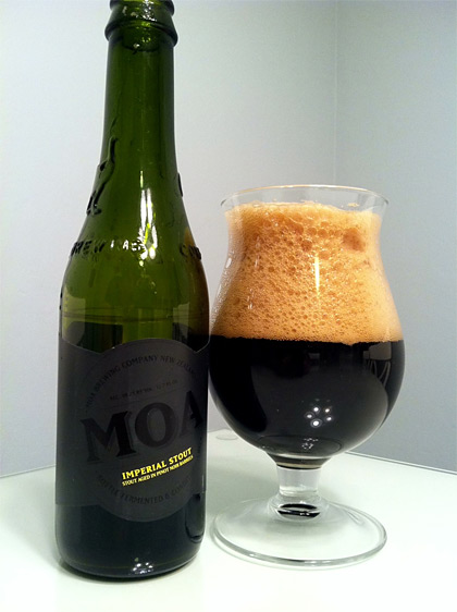Moa Imperial Stout photo