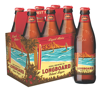 Kona Brewing New Bottles