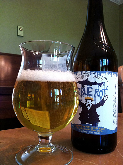 Dogfish Head Noble Rot photo