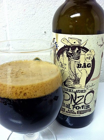 Flying Dog Barrel-Aged Gonzo Imperial Porter photo