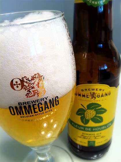 Brewery Ommegang Fleur de Houblon