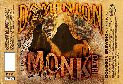 Dominion Brewing and Dawson's Liquors to Release Monk Czech Collaboration photo