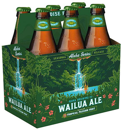 Kona Brewing's Wailua Ale Returns with New Look photo