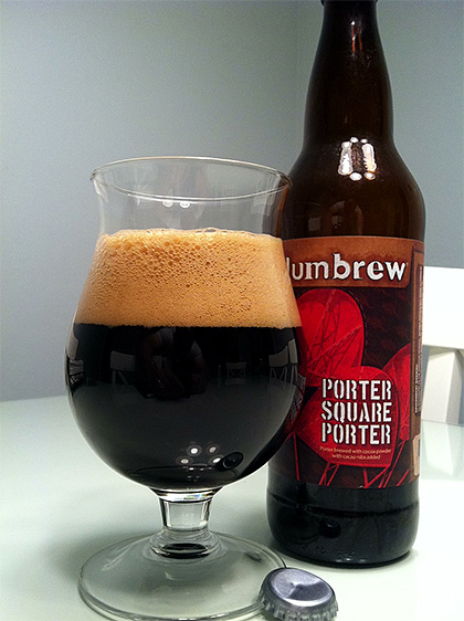Slumbrew Porter Square Porter
