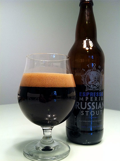Stone Brewing Espresso Imperial Russian Stout