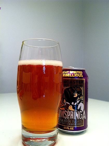 Lancaster Brewing Rumspringa photo