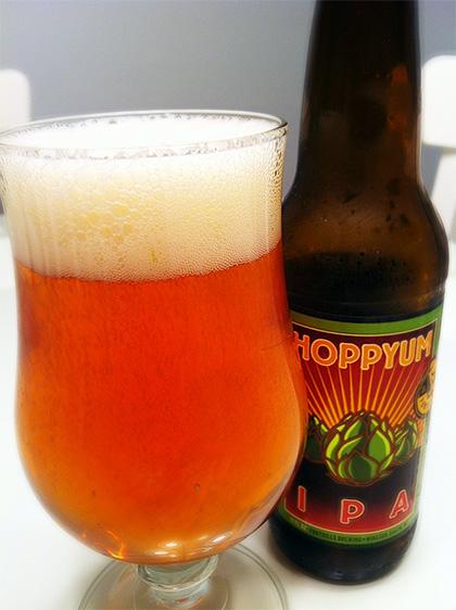 Foothills Brewing Hoppyum IPA photo