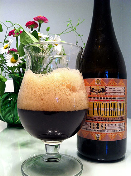 Boulevard Brewing Terra Incognita photo