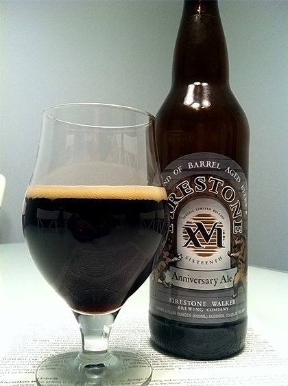 Firestone Walker XVI photo
