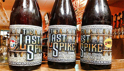 Coranado and Cigar City Brewing Announce Last Spike IPA Collaboration photo