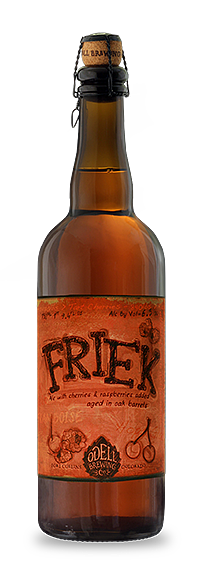 Odell Brewing Friek 2013 promo photo