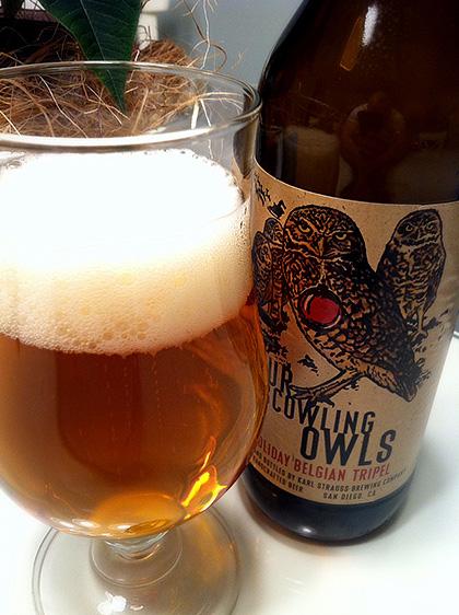 Karl Strauss Four Scowling Owls photo