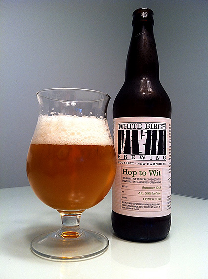 White Birch Brewing Hop To Wit photo