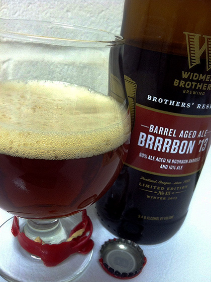 Widmer Brothers Brrrbon 2013 photo