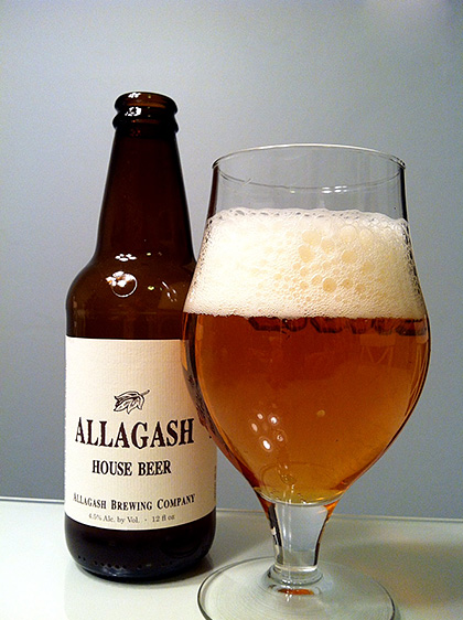 Allagash House Beer photo