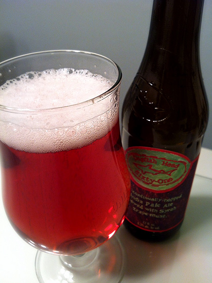 Dogfish Head Sixty One photo