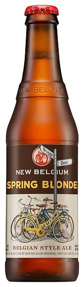 New Belgium Spring Blonde photo