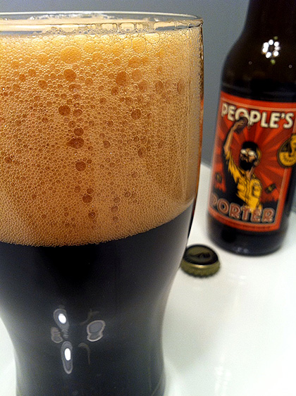 Foothills Brewing People's Porter photo
