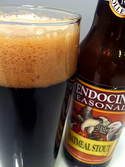 Mendocino Brewing Oatmeal Stout