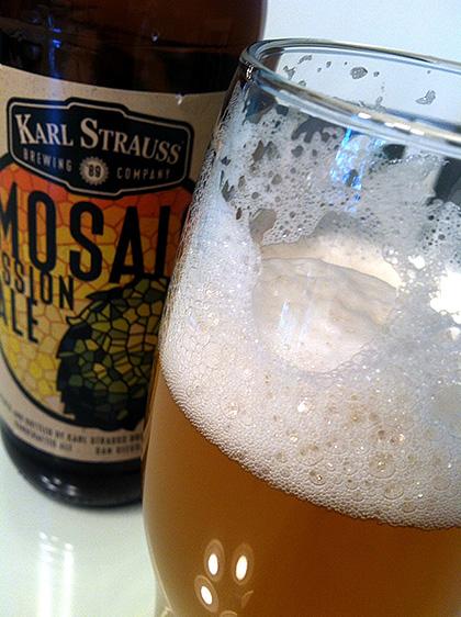 Karl Strauss Mosaic Session Ale photo