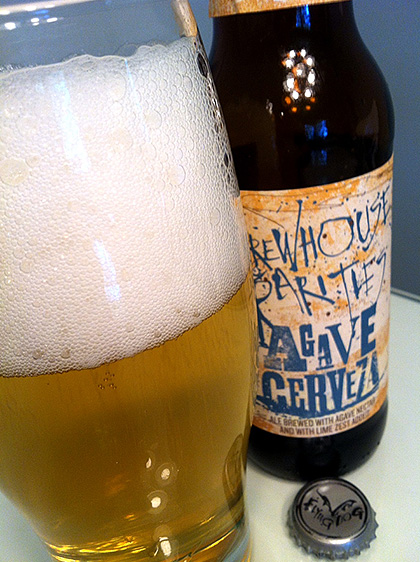 Flying Dog Brewhouse Rarities Agave Cerveza photo