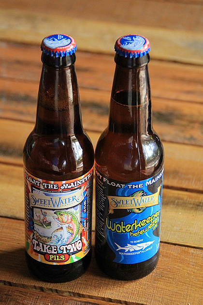 Sweetwater Brewing Announces Return of Waterkeeper Hefeweizen and New Year-round Pilsner photo