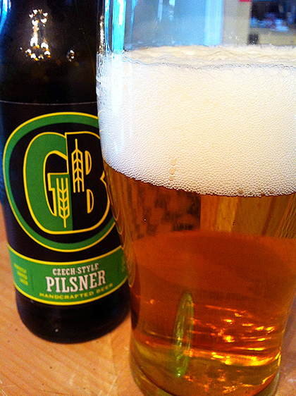 Gordon Biersch Pilsner photo