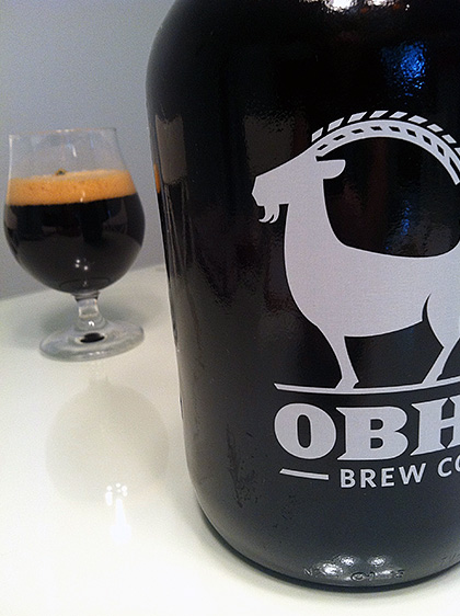 Old Bust Head Brewing Gold Cup Russian Imperial Stout photo