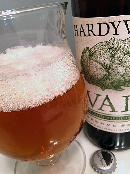 Hardywood RVA IPA photo