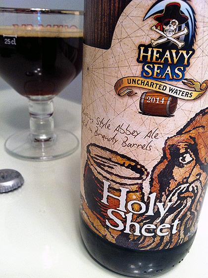 Heavy Seas Holy Sheet 2014 photo