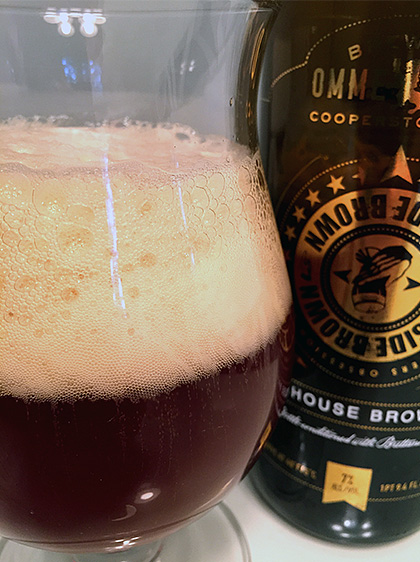 Brewery Ommegang Upside Brown photo