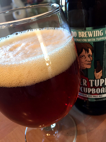 Lost Rhino Brewing Mother Tupper's Back of the Cupboard photo