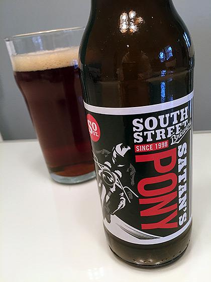 South Street Brewery Satan's Pony photo
