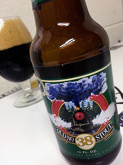 North Coast Old No. 38 Stout photo