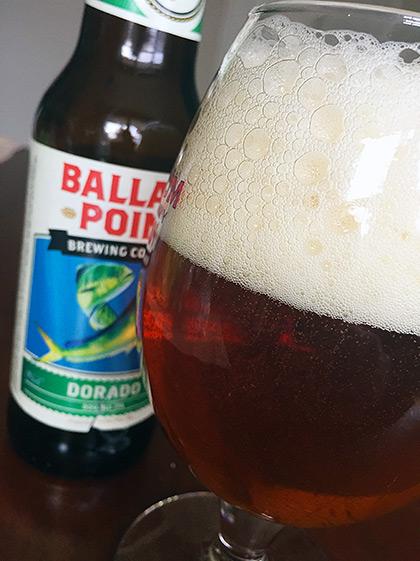 Ballast Point Dorado photo