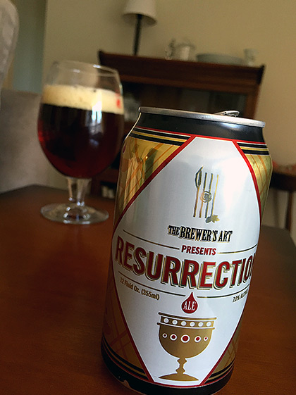 The Brewer's Art Resurrection Ale