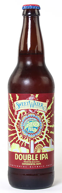 Sweetwater Brewing 420 Fest Double IPA