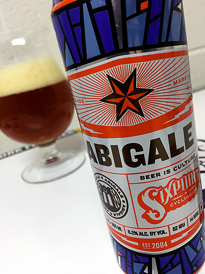 Sixpoint Brewing Abigale
