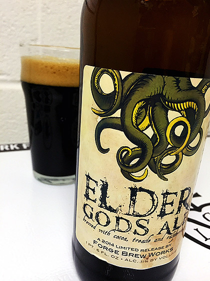 Forge Brew Works Elder Gods Ale