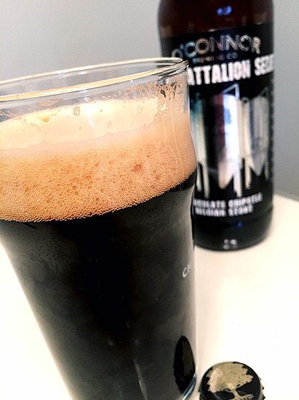 O'connor Brewing Chocolate Chipotle Belgian Stout