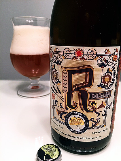 Perennial Ales Regalia