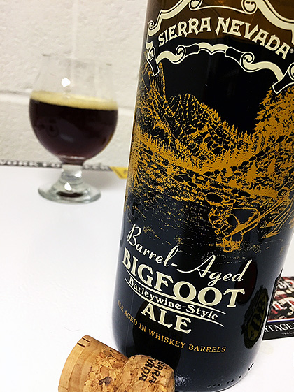 Sierra Nevada Barrel-Aged Bigfoot