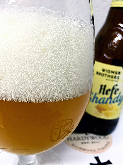 Widmer Brothers Hefe Shandy photo