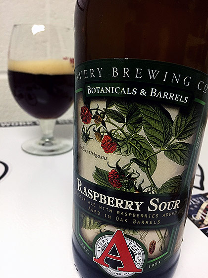 Avery Brewing Raspberry Sour photo