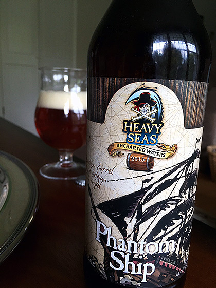 Heavy Seas 2015 Phantom Ship