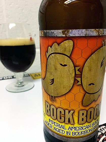 Shmaltz Brewing Bock Bock photo