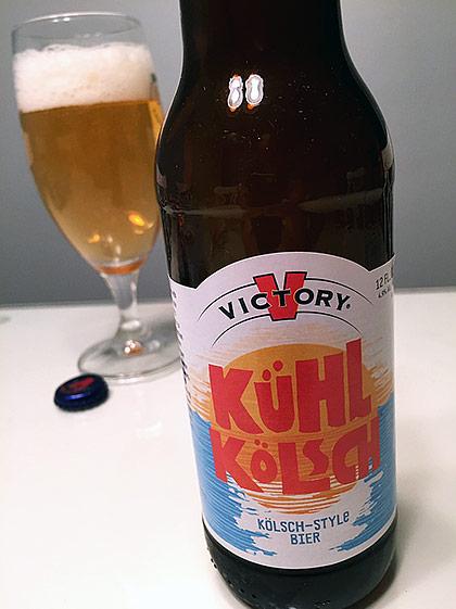 Victory Brewing Kuhl Kolsch