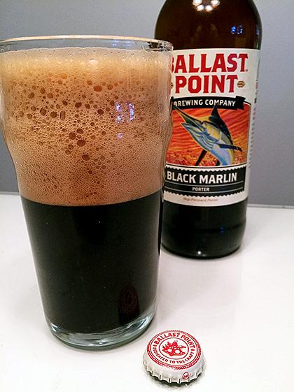 Ballast Point Black Marlin photo