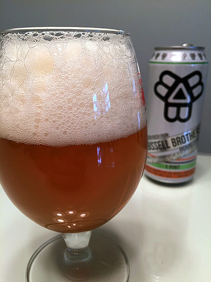 Bissell Brothers Lux Rye Ale photo